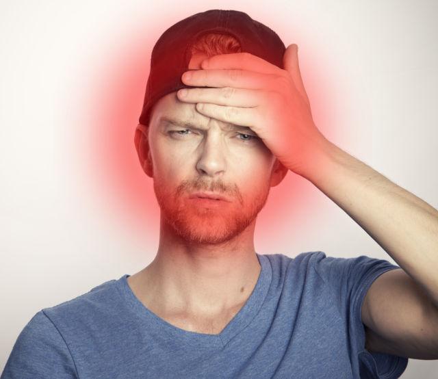 Poppers y dolores de cabeza